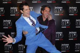 photo 62/71 - Johnny Knoxville et Jeff Tremaine - Avant-première parisienne de Jackass 3D - 27 Octobre 2010 - Jackass 3D - © Paramount