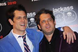 photo 63/71 - Johnny Knoxville et Jeff Tremaine - Avant-première parisienne de Jackass 3D - 27 Octobre 2010 - Jackass 3D - © Paramount