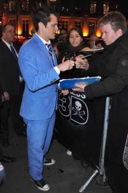 photo 52/71 - Johnny Knoxville - Avant-première parisienne de Jackass 3D - 27 Octobre 2010 - Jackass 3D - © Paramount