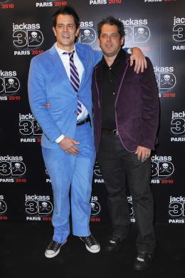 photo 69/71 - Johnny Knoxville - Avant-première parisienne de Jackass 3D - 27 Octobre 2010 - Jackass 3D - © Paramount
