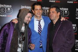 photo 50/71 - Bam Margera, Johnny Knoxville et Jeff Tremaine - Avant-première parisienne de Jackass 3D - 27 Octobre 2010 - Jackass 3D - © Paramount