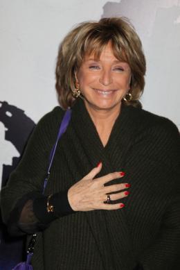 Danièle Thompson Avant-première du film L'Homme qui voulait vivre sa vie - Paris, le 28 Octobre 2010 photo 8 sur 21