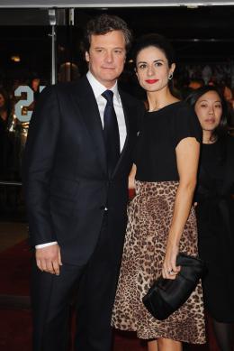 photo 41/45 - Colin Firth - Présentation du film The King's Speech au London Film Festival 2010 - Le Discours d'un roi - © Samir Hussein - Getty Images 2010