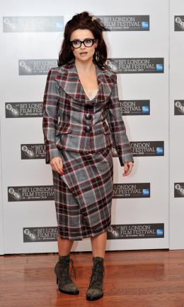 photo 36/45 - Helena Bonham Carter - Présentation du film The King's Speech au London Film Festival 2010 - Le Discours d'un roi - © Samir Hussein - Getty Images 2010
