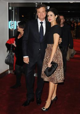 photo 42/45 - Colin Firth - Présentation du film The King's Speech au London Film Festival 2010 - Le Discours d'un roi - © Samir Hussein - Getty Images 2010