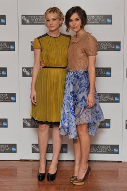 photo 20/46 - Carey Mulligan et Keira Knightley - Never Let Me Go - © Samir Hussein - Présentation du film Never Let Me Go au Lond