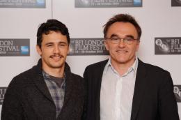 photo 37/59 - James Franco et Danny Boyle - Pr�sentation du film 127 Heures au London Film Festival 2010 - 127 Heures - © Samir Hussein