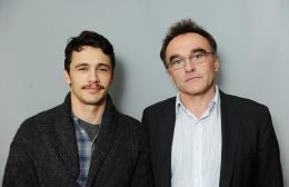photo 59/59 - James Franco et Danny Boyle - Pr�sentation du film 127 Heures au London Film Festival 2010 - 127 Heures - © Samir Hussein