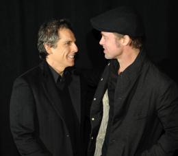 photo 65/71 - Ben Stiller et Brad Pitt - Avant-première New-yorkaise de Megamind - 3 Novembre 2010 - MegaMind - © 2010 WireImage