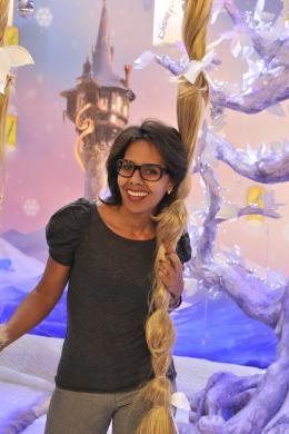 photo 83/111 - Audrey Pulvar - Avant-première Raiponce - 6 Novembre 2010 - Raiponce - © Walt Disney Studios Motion Pictures France