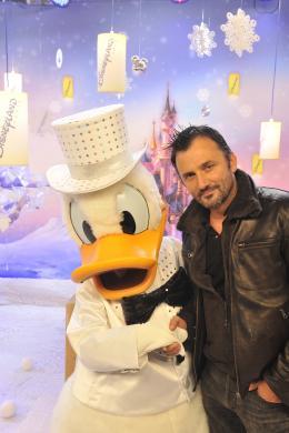 photo 90/111 - Frédéric Lopez - Avant-première Raiponce - 6 Novembre 2010 - Raiponce - © Walt Disney Studios Motion Pictures France