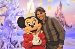 photo 74/111 - Rafael Nadal - Avant-première Raiponce - 6 Novembre 2010 - Raiponce - © Walt Disney Studios Motion Pictures France