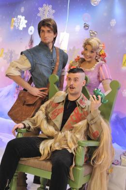 photo 107/111 - Charlie Le Mindu - Avant-première Raiponce - 6 Novembre 2010 - Raiponce - © Walt Disney Studios Motion Pictures France