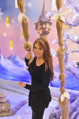 photo 105/111 - Hélène Segara - Avant-première Raiponce - 6 Novembre 2010 - Raiponce - © Walt Disney Studios Motion Pictures France