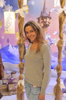 photo 86/111 - Sandrine Quetier - Avant-première Raiponce - 6 Novembre 2010 - Raiponce - © Walt Disney Studios Motion Pictures France