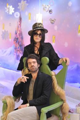 photo 82/111 - Isabelle Adjani et Romain Duris - Avant-première Raiponce - 6 Novembre 2010 - Raiponce - © Walt Disney Studios Motion Pictures France