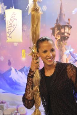 photo 93/111 - Noémie Lenoir - Avant-première Raiponce - 6 Novembre 2010 - Raiponce - © Walt Disney Studios Motion Pictures France