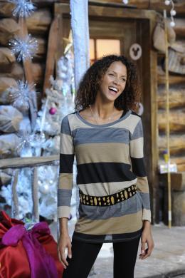 photo 96/111 - Noemie Lenoir - Avant-première Raiponce - 6 Novembre 2010 - Raiponce - © Walt Disney Studios Motion Pictures France