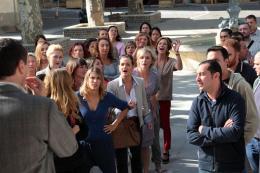 photo 8/20 - Anne Girouard, Sophie Mounicot, Armelle Deutsch - La Grève des femmes - © TF1
