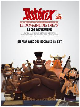 Astérix, Le Domaine des Dieux photo 9 sur 15