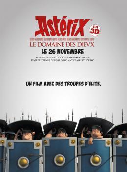 photo 15/15 - Astérix, Le Domaine des Dieux - © SND
