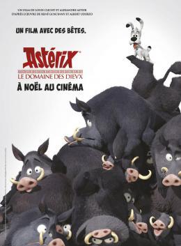 photo 14/15 - Astérix, Le Domaine des Dieux - © SND