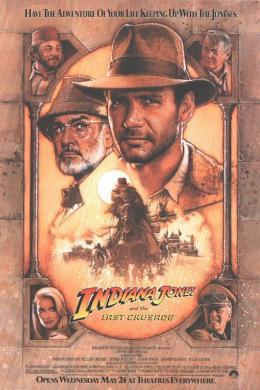 photo 3/4 - Indiana Jones et la dernière croisade - © Paramount Home Entertainment Vidéo