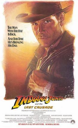 photo 2/4 - Indiana Jones et la dernière croisade - © Paramount Home Entertainment Vidéo