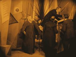 Le cabinet du docteur Caligari Werner Krauss photo 4 sur 27