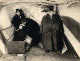 Le cabinet du docteur Caligari Werner Krauss photo 2 sur 27