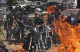 Sons of Anarchy - Saison 2 Sons of Anarchy - Saison 2 - Ron Perlman photo 3 sur 7