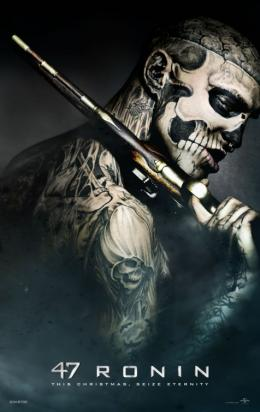 photo 40/45 - Rick Genest - 47 Ronin - © Universal Pictures International France