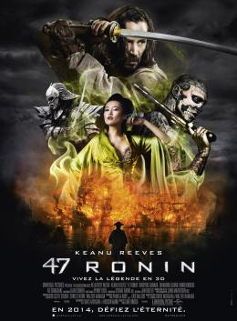 photo 44/45 - Keanu Reeves - 47 Ronin - © Universal Pictures International France