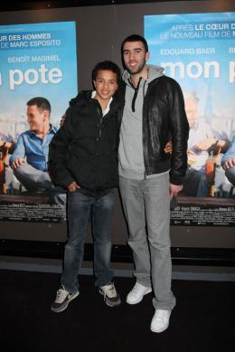 Samir Benhaj Avant-première de Mon Pote, Paris, Novembre 2010 photo 1 sur 3