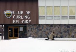 Curling Emmanuel Bilodeau photo 10 sur 13