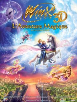 photo 4/4 - Winx Club, l'aventure magique 3D - © Rezo Films