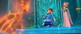 photo 1/4 - Bloom - Winx Club, l'aventure magique 3D - © Rezo Films