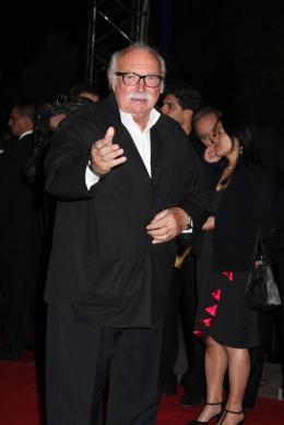 Jean Becker Soirée d'ouverture du Festival de Marrakech 2010 photo 5 sur 13