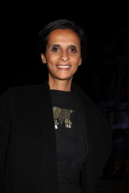 Karine Silla Soir�e d'ouverture du Festival de Marrakech 2010 photo 9 sur 18