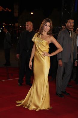 Eva Mendes Soirée Hommage au cinéma Français - Festival de Marrakech 2010 photo 8 sur 77