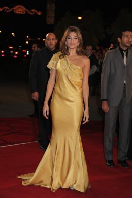 Eva Mendes Soirée Hommage au cinéma Français - Festival de Marrakech 2010 photo 9 sur 77