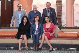 Adil Fadili Marrakech : Rencontre avec le jury des courts-métrages photo 3 sur 3