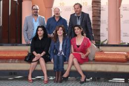 Adil Fadili Marrakech : Rencontre avec le jury des courts-métrages photo 2 sur 3