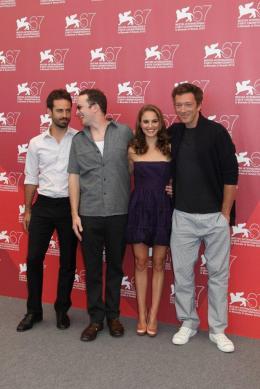 Benjamin Millepied Mostra de Venise 2010 - Pr�sentation du film Black Swan photo 4 sur 5
