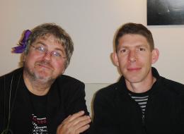Jacques-Rémy Girerd Avec Benoit Chieux photo 2 sur 2