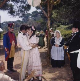 photo 5/5 - Yvonne Furneaux et Louis Jourdan - Le Comte de Monte Cristo - © Gaumont vidéo