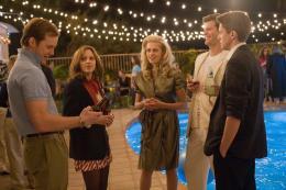 photo 14/38 - Chris Pratt, Anna Faris, Teresa Palmer, Ryan Bittle, Topher Grace - Une soirée d'enfer - © Universal Pictures International France