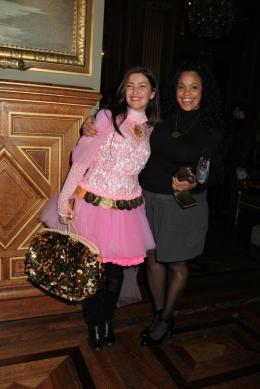 Rona HARTNER 16eme trophées des lumières  2011 photo 9 sur 12