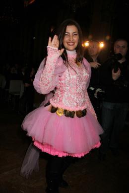 Rona HARTNER 16eme trophées des lumières  2011 photo 10 sur 12