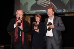 Caroline Champetier 16eme trophées des lumières  2011 photo 4 sur 4